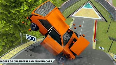 Car Crash Simulator 3Dのおすすめ画像4