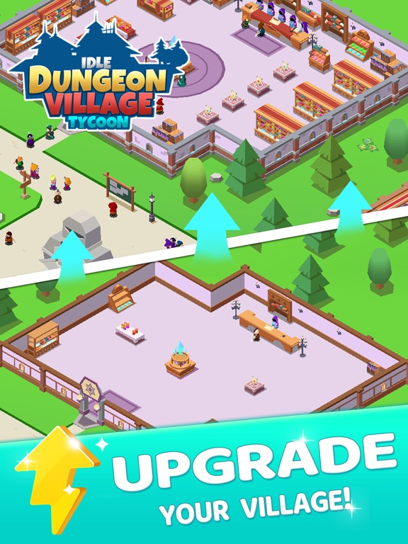 Idle Dungeon Village Tycoonのおすすめ画像3