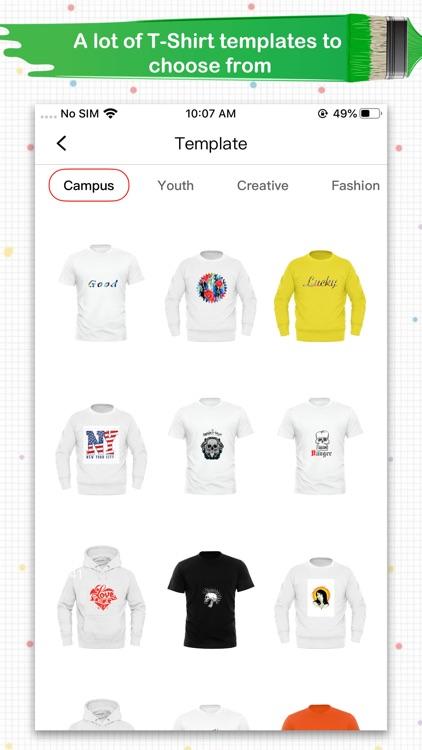 Super T-Shirt Designer
