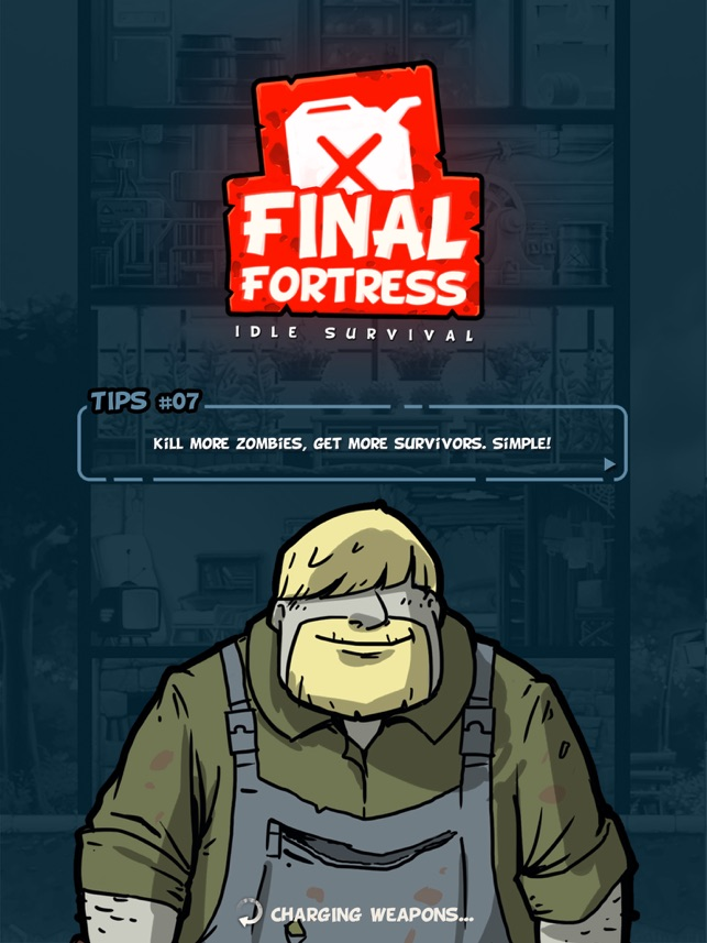 ‎Final Fortress - Idle Survival Screenshot