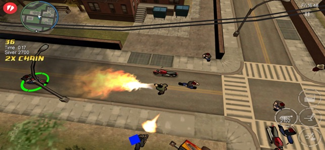 grand theft auto chinatown wars free download for android