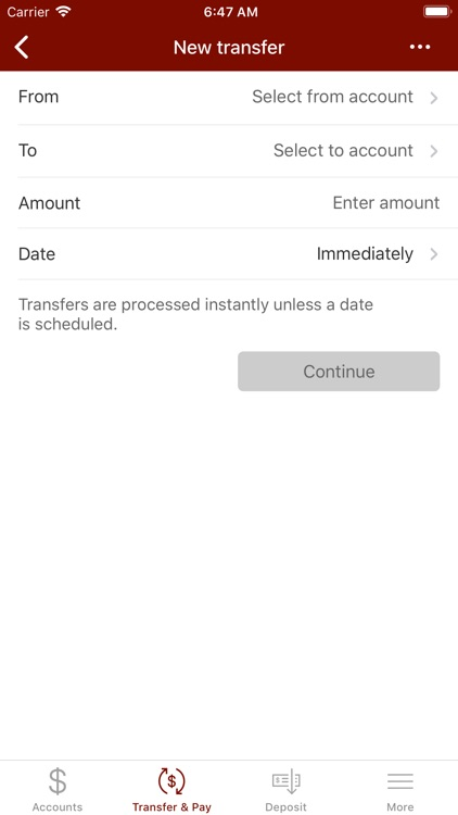 Bank First goBank screenshot-4