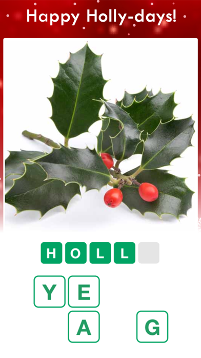 Christmas Pics Quiz Game for windows pc