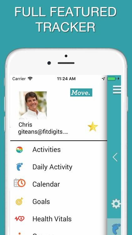 CU Health Plan. Move. screenshot-7