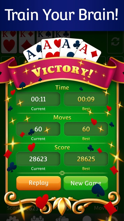 Solitaire ⁂ screenshot-2