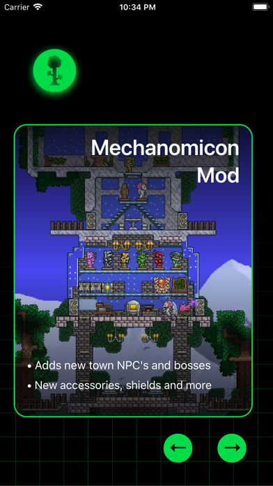 Mods for Terraria by T-Logic (iOS, United States