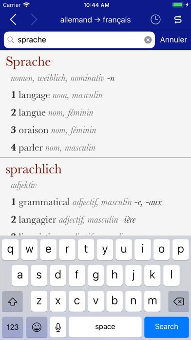 点击获取Accio French-German