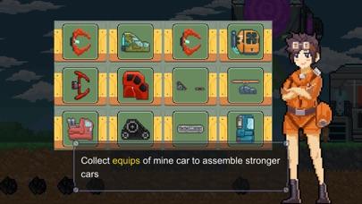 溶岩鉱車-楽しい鉱掘り育成ゲームのおすすめ画像9
