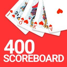 Arba3meyeh 400 Scoreboard