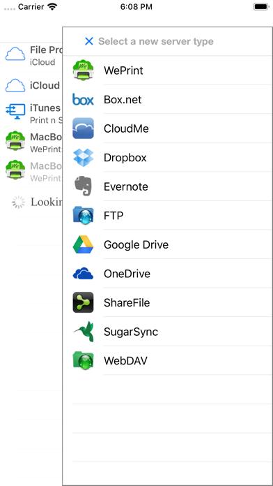 Print n Share Pro for iPhone Screenshots