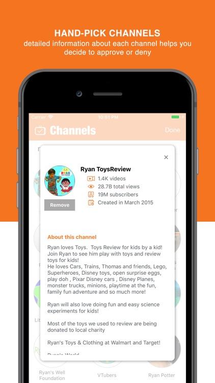 YouChoose -safer kids' videos