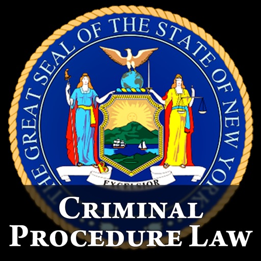 NY Criminal Procedure Law 2020 icon
