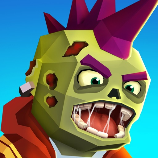 Idle Zombie : Merge Game icon
