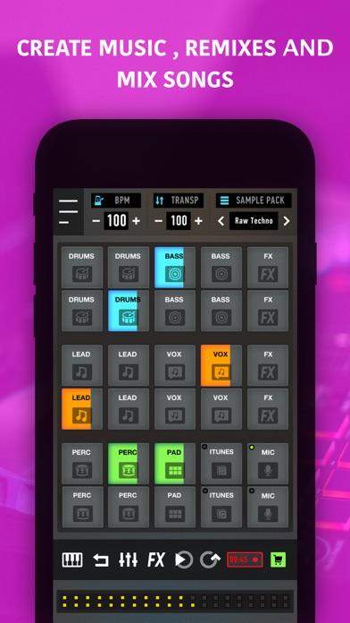Mixpads-Drum Pads DJ Mixer PRO-0