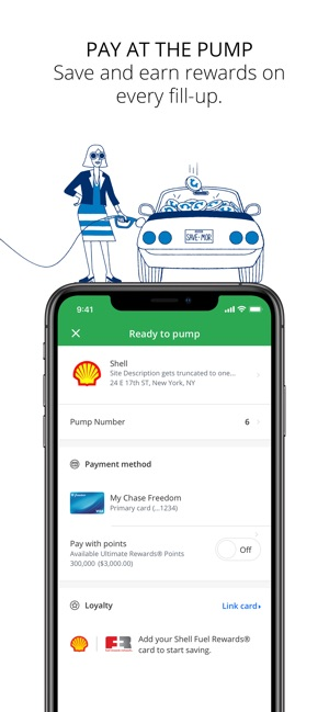 chase freedom unlimited mobile app