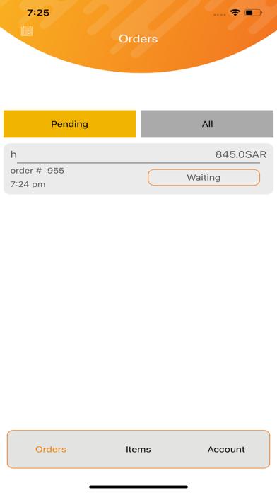WEASYVendor Screenshot