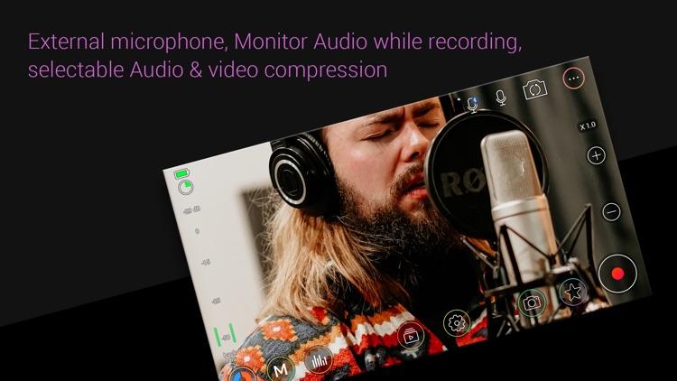 MoviePro - Pro Video Recorder screenshot-4