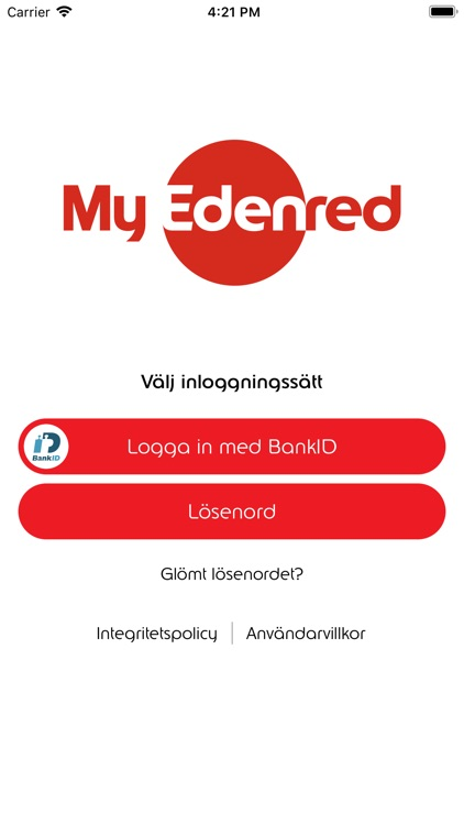 MyEdenred Sweden screenshot-0