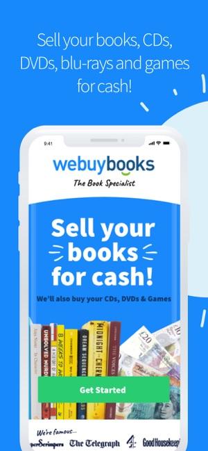 WeBuyBooks on the App Store