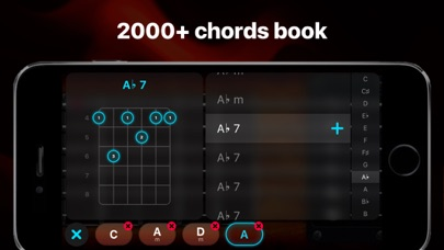 Guitar - real games & lessons screenshot four