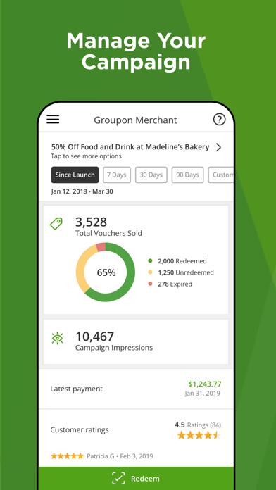 Groupon Merchant by Groupon, Inc  (iOS, United States