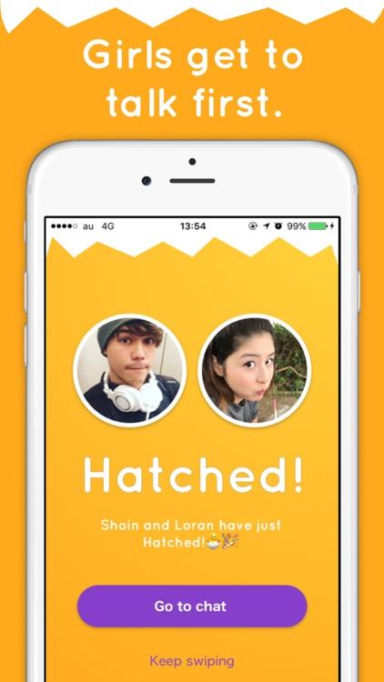 Hatch - Meet People in Japan