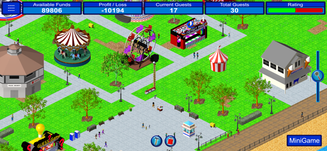 ‎Boardwalk Carnival Game Screenshot