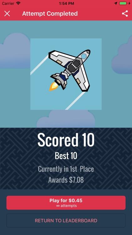 Missile Dodge: Jackpot Rising screenshot-5