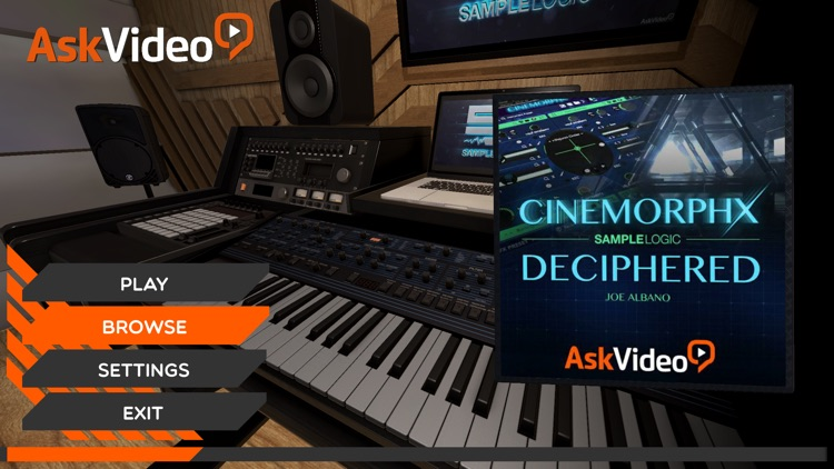 CINEMORPHX Course By Ask.Video screenshot-0