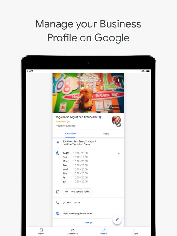 Google My Business-ipad-0