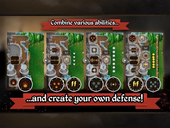 Игра Grim Defender: оборона замка