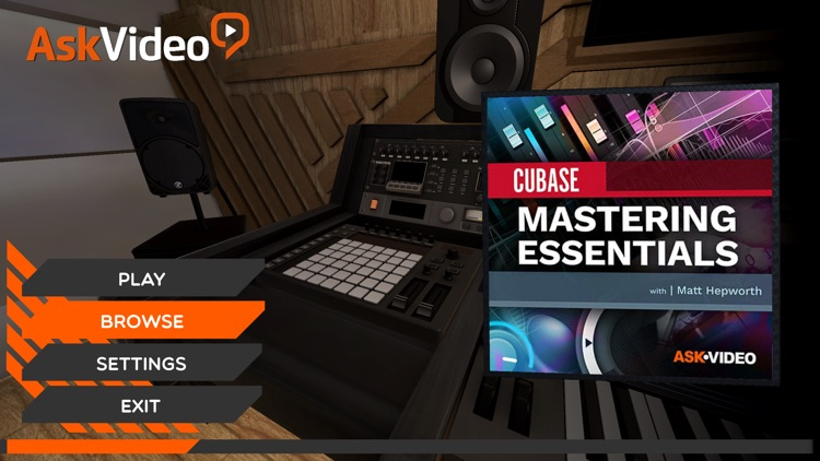 Mastering Course By Ask.Video screenshot-0