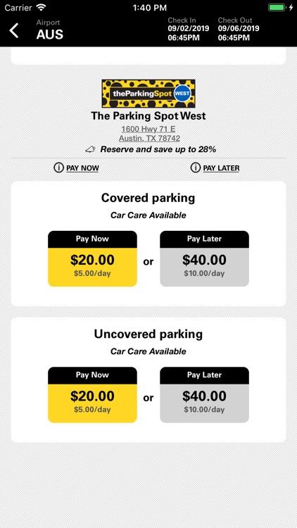 The Parking Spot® screenshot-4