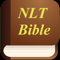App Icon for NLT Bible. Holy Audio Version App in Belgium IOS App Store