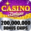Casino Deluxe - Vegas Slots - iPadアプリ