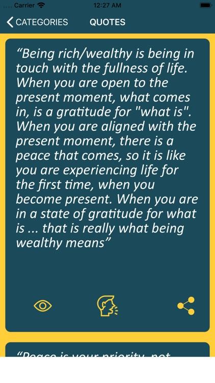 Wisdom of Eckhart Tolle