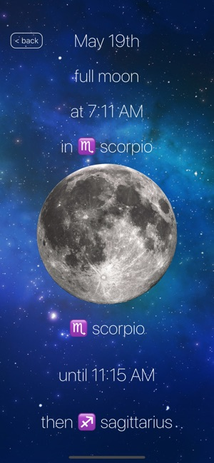 Full Moon Phase on the App Store