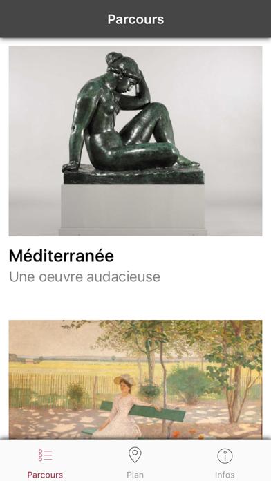 Screenshot #1 pour Musée Maillol