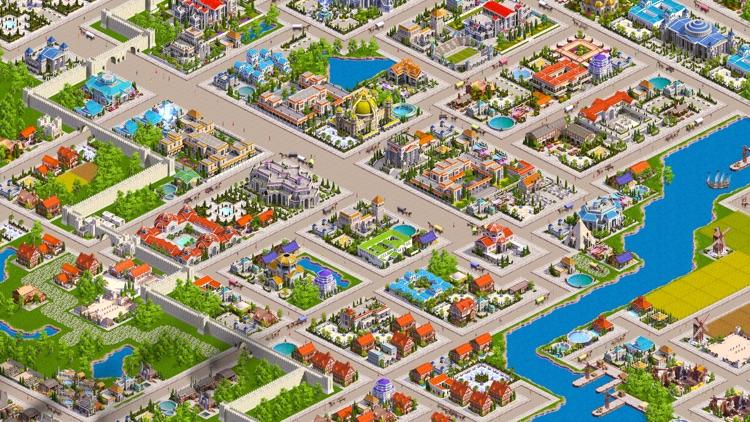 Designer City: Empire Edition screenshot-3