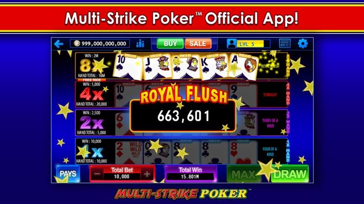 Multi-Strike Poker™ screenshot-0