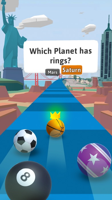 Trivia Race 3D - Roll & Answer screenshot 3