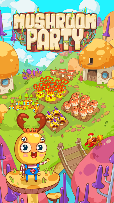 Mushroom Party screenshot 1
