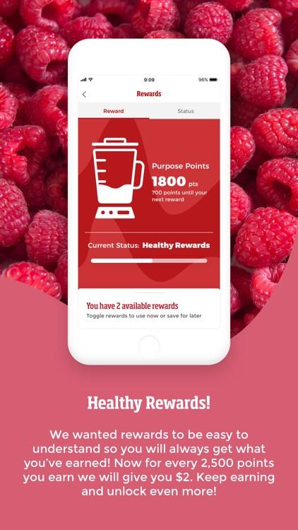 Smoothie King Healthy Rewards screenshot-4
