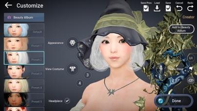 Black Desert Mobile screenshot 1