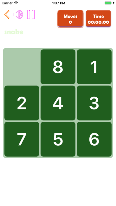 Screenshot #3 pour Color Numbers Puzzle