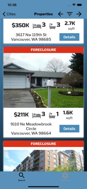 USHUD Foreclosure Home Search on the App Store