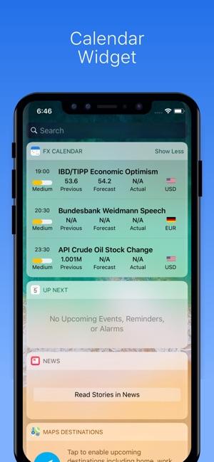 Forex Сalendar on the App Store