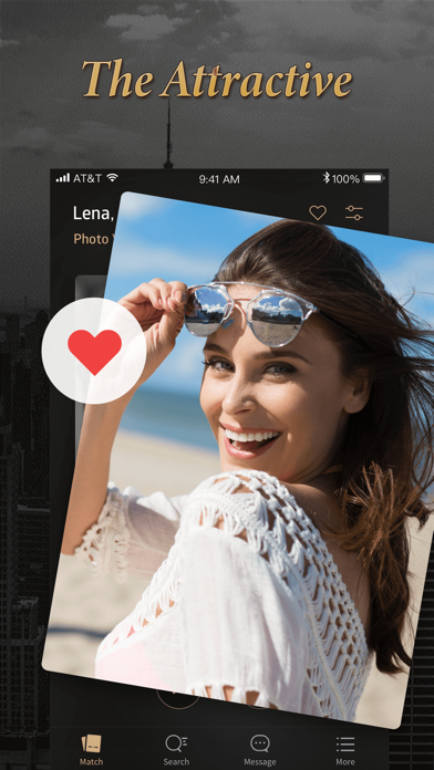 Selective Dating - Luxy Pro by Luxy Inc  (iOS, United States