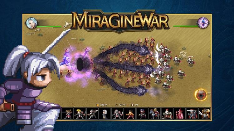 Miragine War screenshot-4