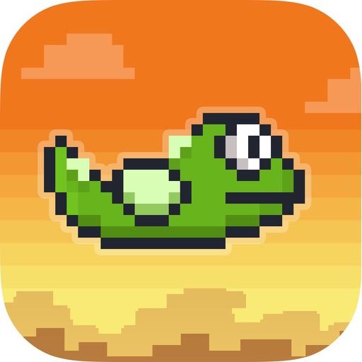 Dragon Flap Pixel Fly Smasher